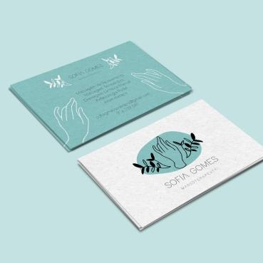 Sofia Gomes Cartão de Visita